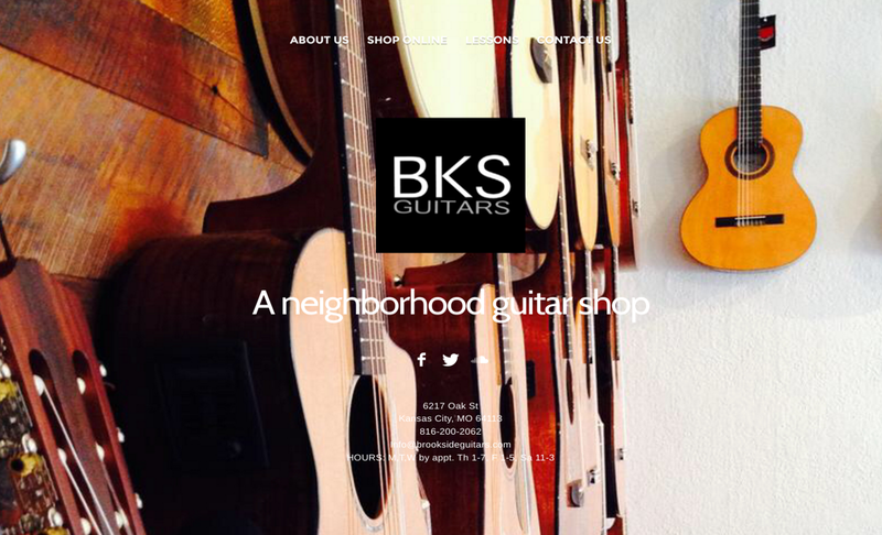 Brookside Guitars